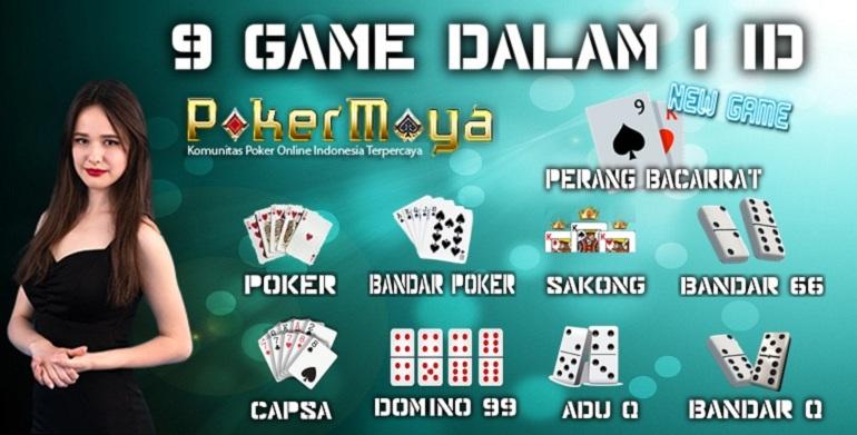 daftar pokermaya